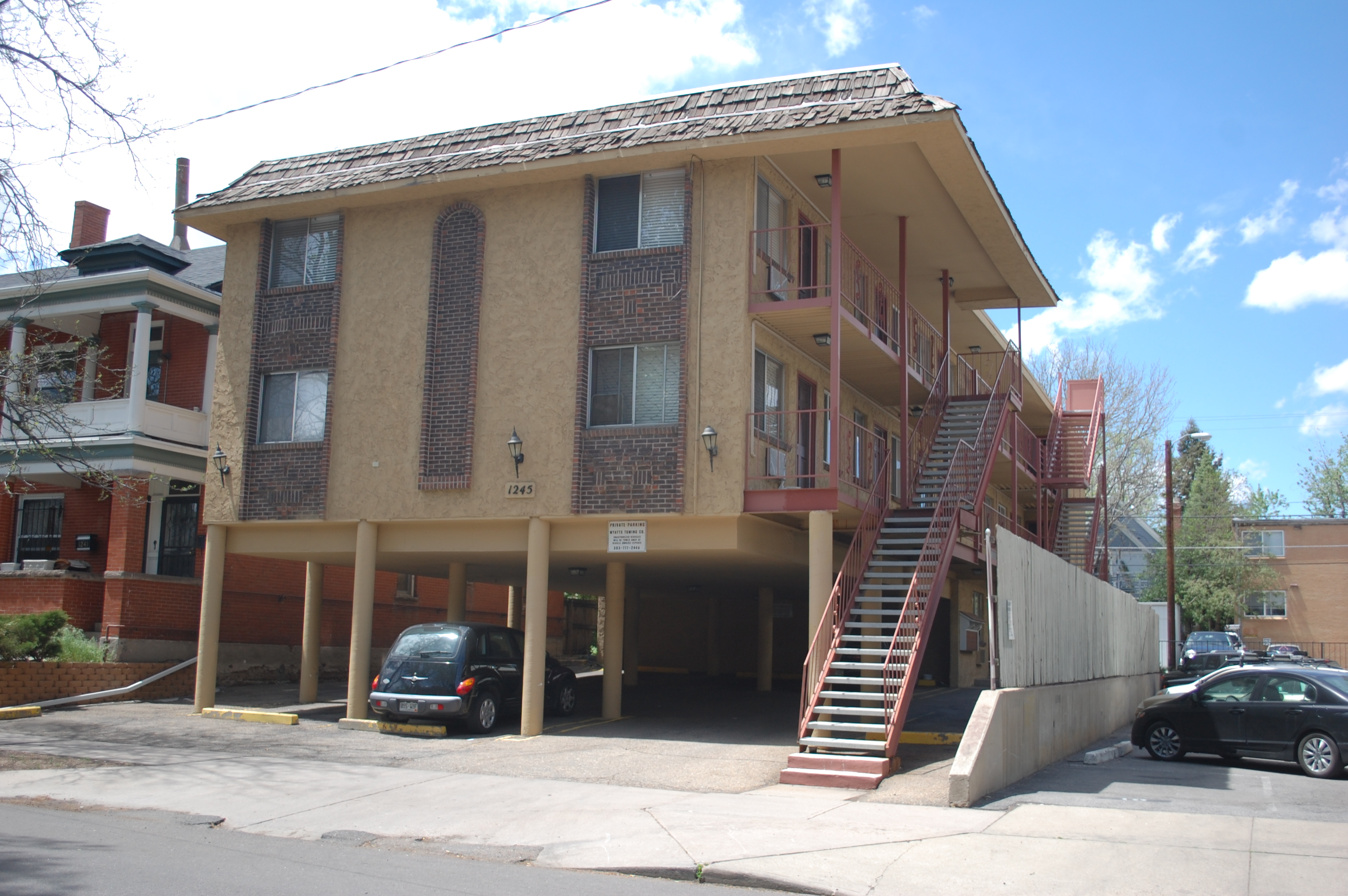 The Winstead Arms Updated Cheesman Capitol Hill 1 & 2 bdrm